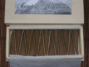 Agarwood Incense Cones - Sold Out